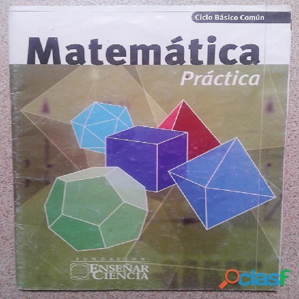 Clases matematica cbc 51 , individual castelar, $ 180