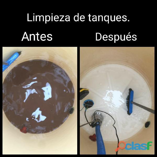 Limpieza y desinfeccion de tanques de agua en quilmes 153 696 6966