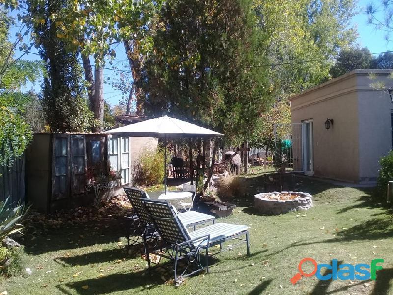 Hospedaje 2 Habitaciones con baño privado adosadas a casa de campo en Chacras de Coria 6