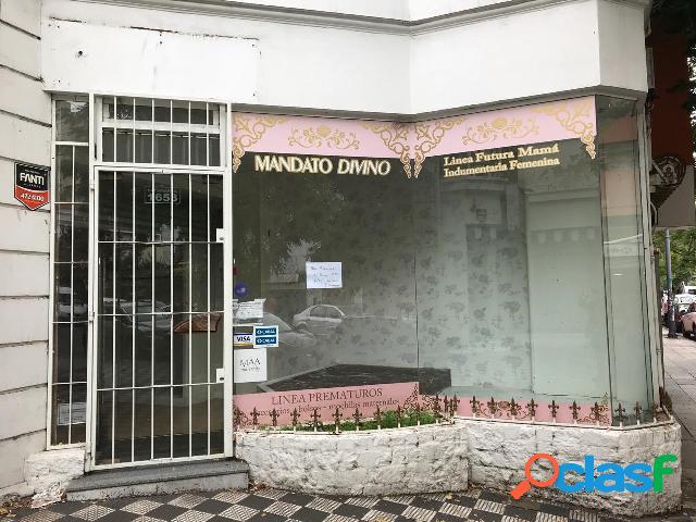 Local comercial microcentro - con renta