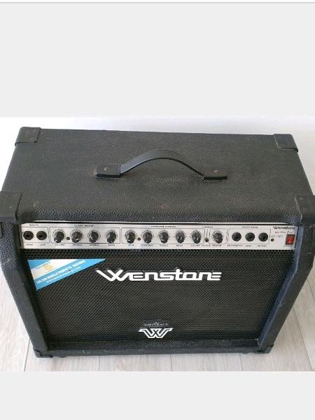 Amplificador guitarra westone ge 700 70w