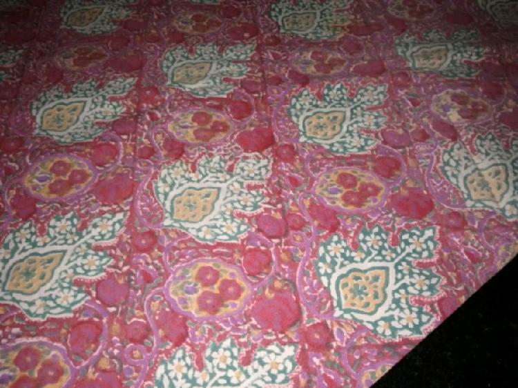 Mantel Hindu Redondo 206 cm