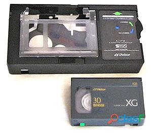 Pasamos tus Recuerdo en cassette VHS a Pendrive o memoria