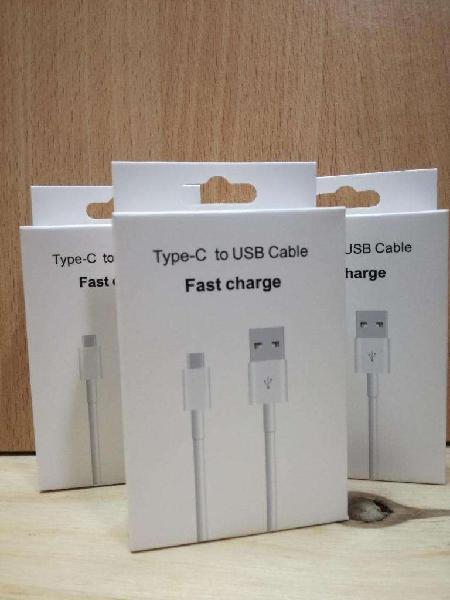Cable de Datos Alta Velocidad Tipo C p/ Samsung A20 A30 A50