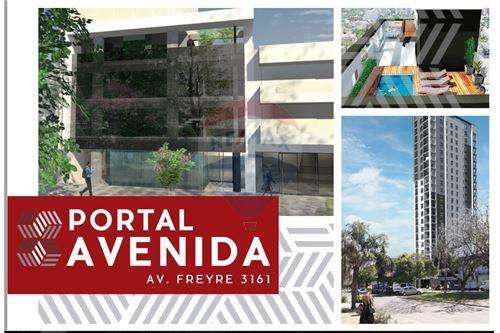 Dptos. en construcción en Edificio Portal Avenida