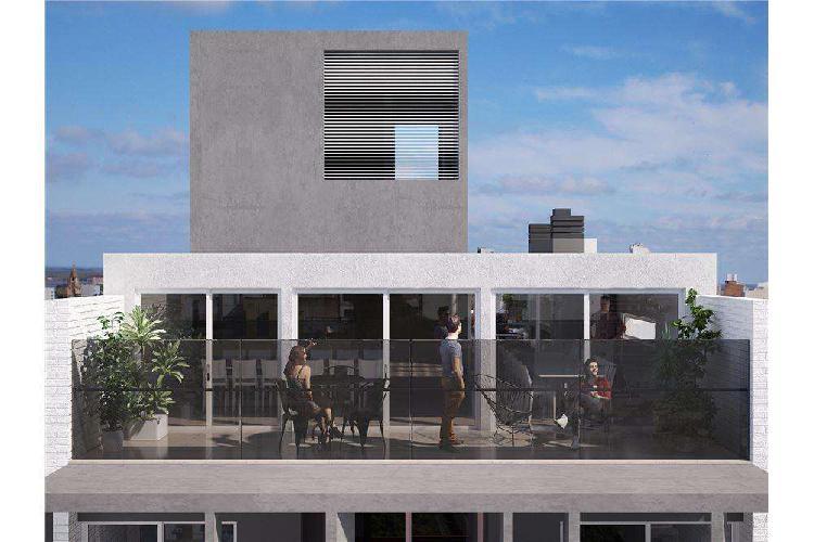 Edificio de viviendas ubicado sobre Ov. Lagos 500