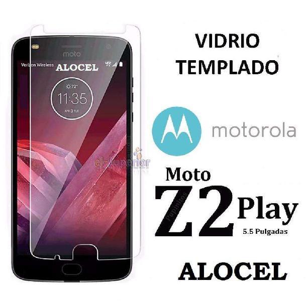 Film Vidrio Templado Glass Motorola Moto Z2 Play Z3 Play