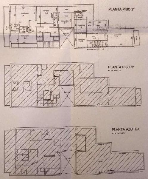 Venta. Edificio. Clínica. 1340m². Entre Rucci y Cafayate.
