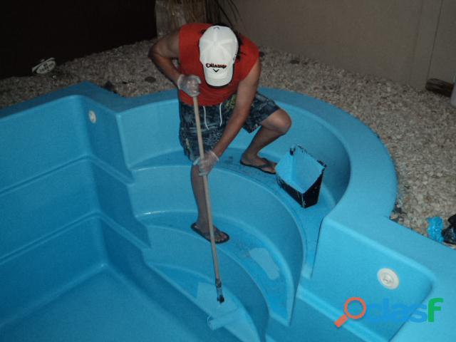 Pintor de piscinas