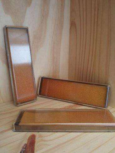 Cajas de acrilico transparente para llaveros y/o bijou