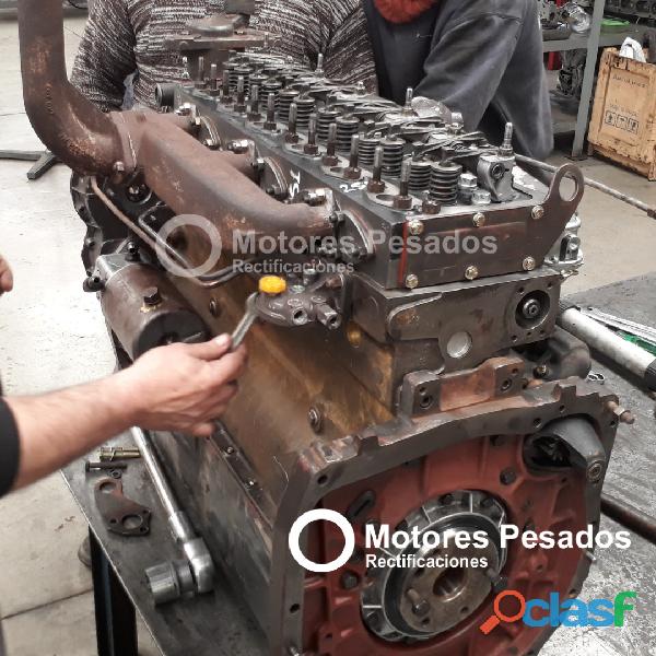 Repuestos y reparación de motores perkins