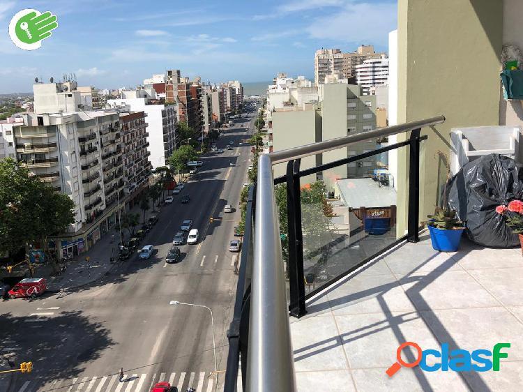 La perla - balcon saliente - 2 baños - plaza españa