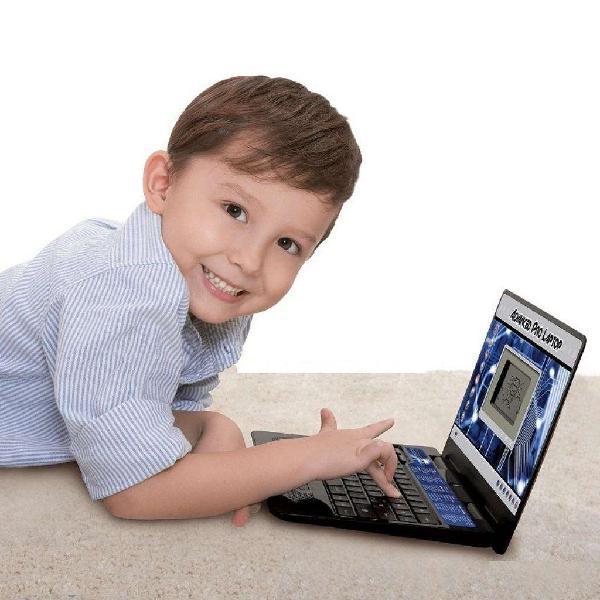 Día del niño juego computadora didáctica