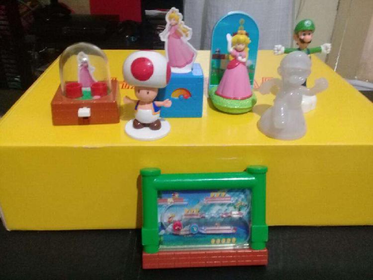 Mario broos mac donalds