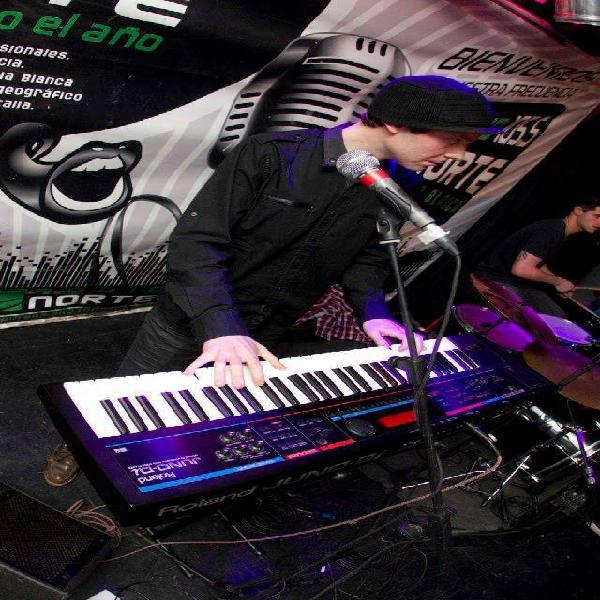 Clases particulares de piano/teclado