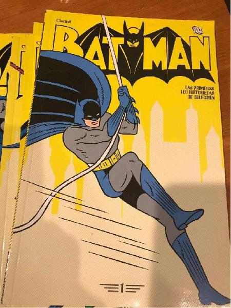 Colección comics de batman completa