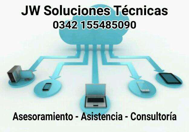 Jw servicio técnico informático