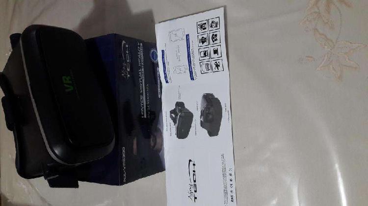 Lente de realidad virtual 3era generación para smartphone.