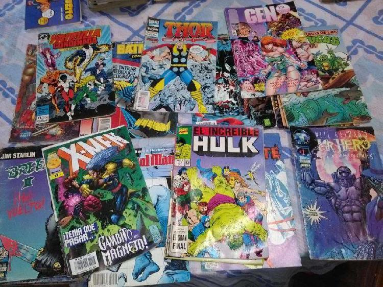 Revistas comic varias oferta