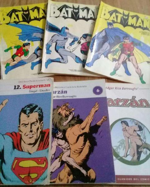 Revistas cómics