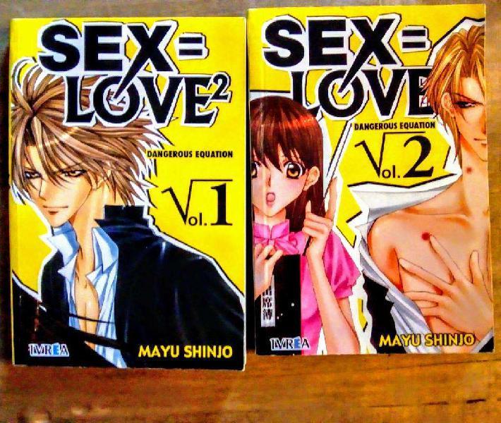 Slove2. mayu shinjo manga cómic jap
