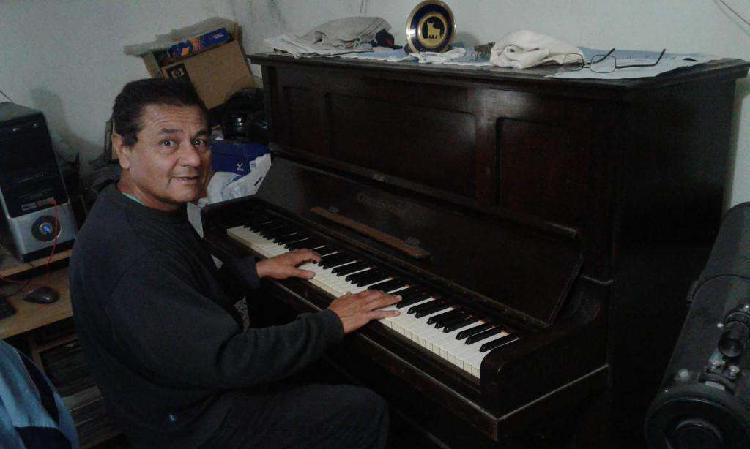 Enseñanza de piano y teclado