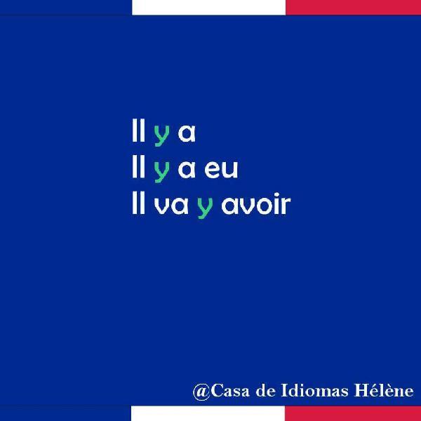 Clases de francés todos los niveles y objetivos profe