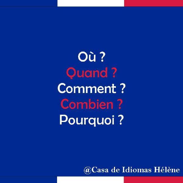 Clases francés para viajeros profe nativa c/ exp
