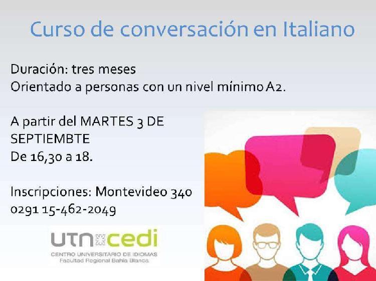 Conversación en italiano
