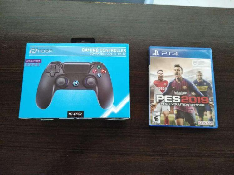 Joystick ps4,pc y ps3