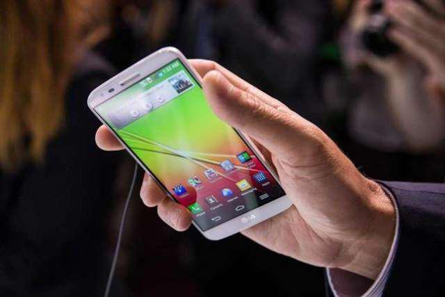 Lg presentó su nuevo smartphone de alta gama: el g2 en