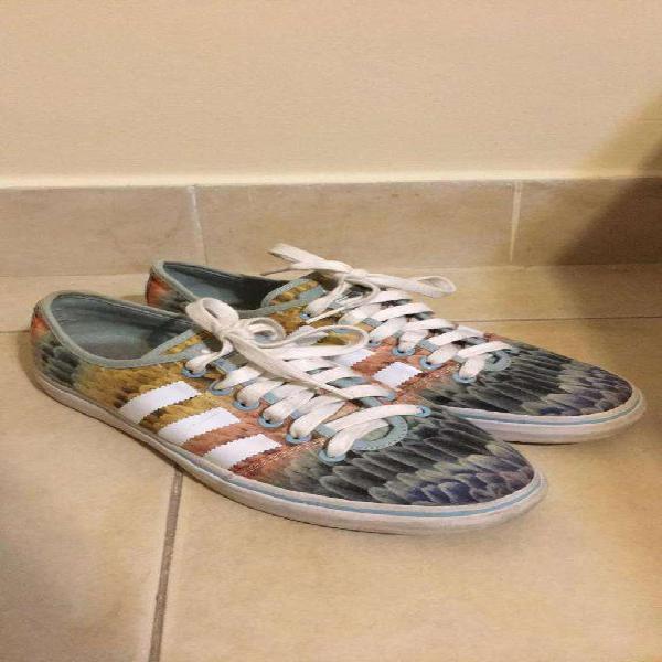 Zapatillas adidas talle 38 casi nuevas
