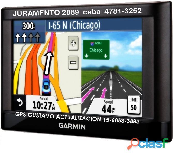 Actualización GPS Garmin Mapas Radares FotoMultas 5