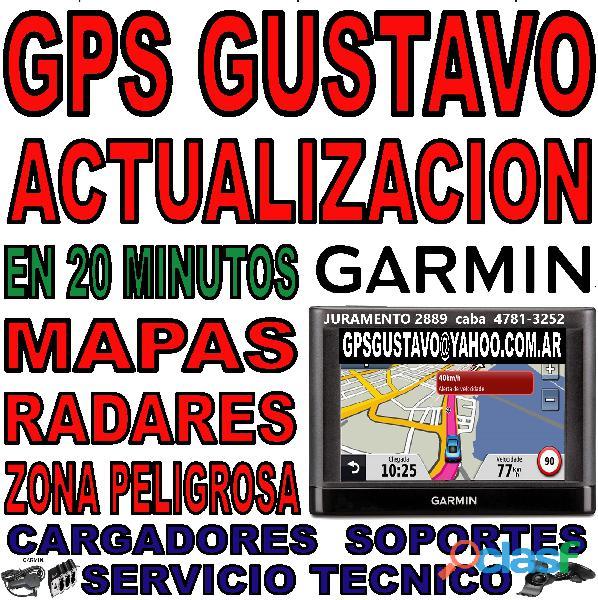 Actualización GPS Garmin Mapas Radares FotoMultas 4