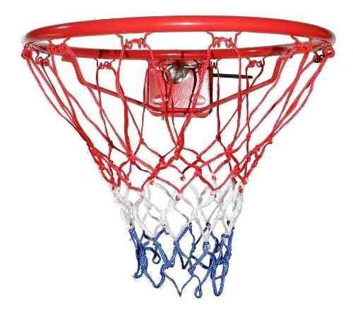 Aro de basquet de hierro + pelota profesional de regalo