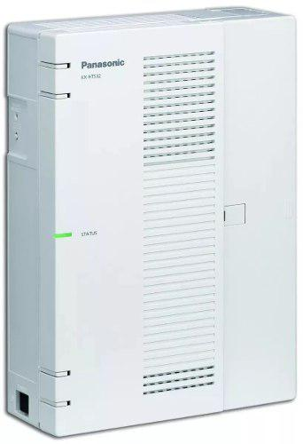 Central panasonic ip kx-hts32 4 lineas x 24 internos + wifi