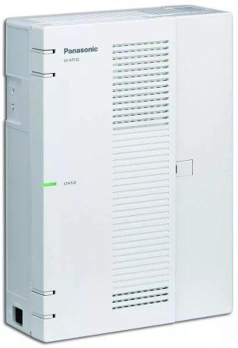 Central panasonic ip kx-hts32 4 lineas x 8 internos + wifi