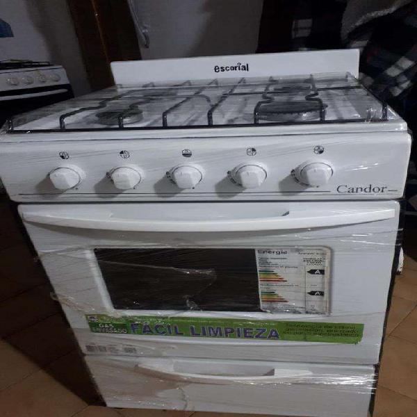 Cocina nueva gas envasado