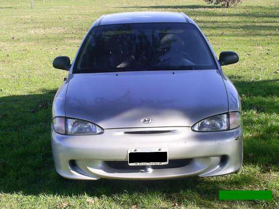 Coupe hyundai accent full full excelente estado... en
