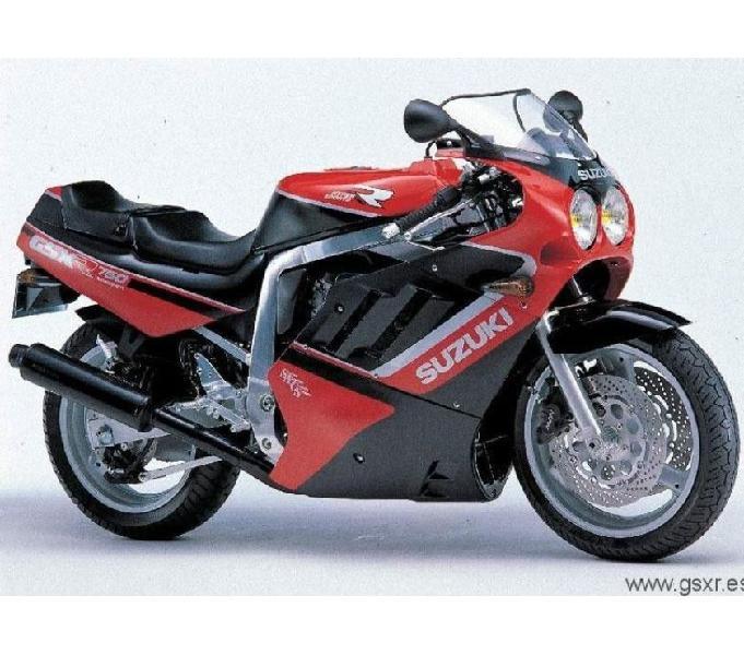 Motos japonesas! repuestos, restauraciones,service!!