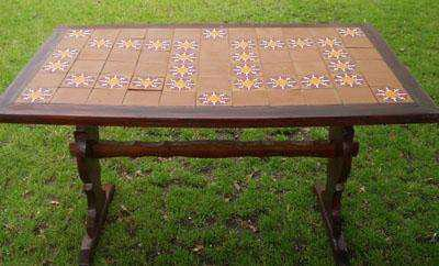 Mesa madera dura 1500