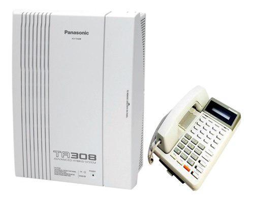 Panasonic centrales telefonicas servicio tecnico