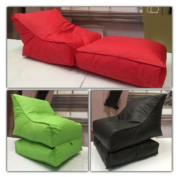 Puff fiaca sillón - cama, nuevo sin uso