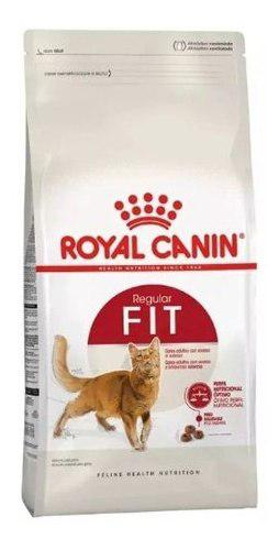 Royal canin fit regular 15 kg gato adulto el molino