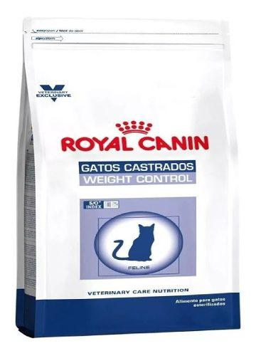 Royal canin gatos castrados weight control 12kg env caba s/c