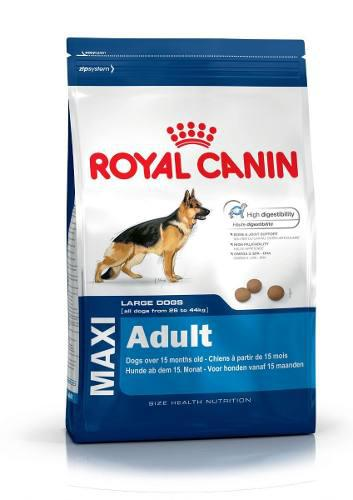 Royal canin maxi adulto x 15 kg - drovenort -