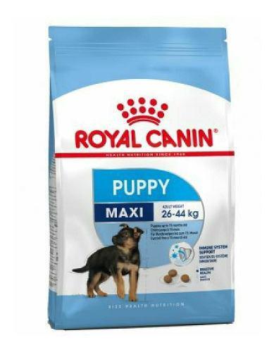 Royal canin maxi junior / puppy x 15 kg - drovenort -