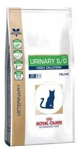 Royal canin urinary high dilution 7.5k gatos el molino
