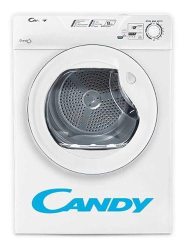 Secarropas por calor candy gcv581nc-12 8kg 7 prog. tio musa
