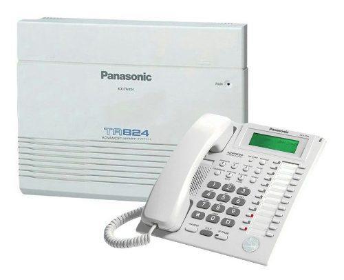 Servicio tecnico centrales telefonicas panasonic